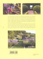 Jardins de Picardie et du Nord-Pas-de-Calais - 4ème de couverture - Format classique