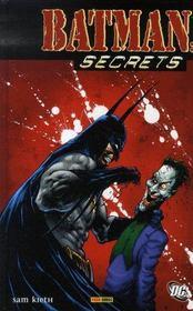 Batman Secrets - Intérieur - Format classique