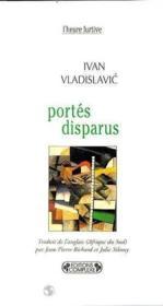 Portés disparus - Couverture - Format classique