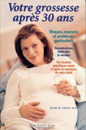 Votre grossesse apres 30 ans - Intérieur - Format classique