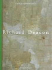 Richard deacon - Couverture - Format classique