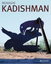 Menashe Kadishman /Anglais - Couverture - Format classique