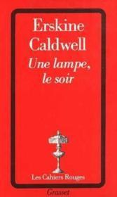 Une Lampe, Le Soir. - Couverture - Format classique