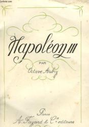 Napoleon Iii. - Couverture - Format classique