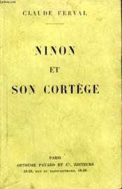 Ninon Et Son Cortege. - Couverture - Format classique