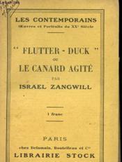 Flutter-Duck Ou Le Canard Agite - Couverture - Format classique
