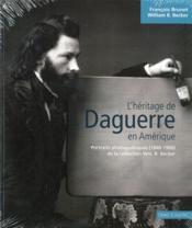 L'héritage de Daguerre en Amérique - Couverture - Format classique