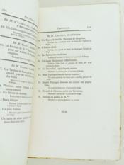 Les Salons Bordelais ou Expositions des Beaux-Arts, à Bordeaux, au XVIIIe siècle (1771-1787). Société des Bibliophiles de Guyenne. Mélanges. Tome III - 3me fascicule. - Couverture - Format classique