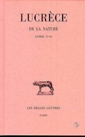 De La Nature T2 L4-6 - Couverture - Format classique