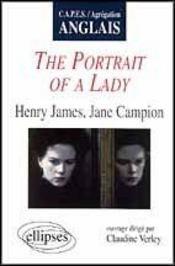 The Portrait Of A Lady Henry James Jane Campion Capes/Agregation Anglais - Intérieur - Format classique