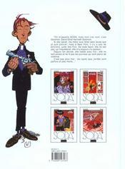Soda t.8 ; tuez en paix - 4ème de couverture - Format classique