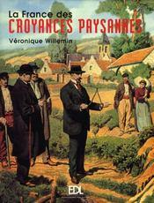 La france des croyances paysannes - Intérieur - Format classique