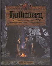 Halloween ; sorcières, lutins, fantômes et autres croquemitaines - Intérieur - Format classique