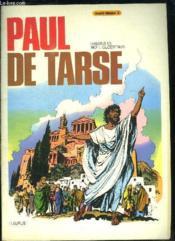 Paul de Tarse - Couverture - Format classique