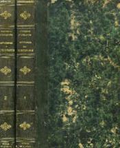 MEMOIRES SUR LA RESTAURATION ou souvenirs historiques sur cette époque, la Révolution de Juillet et les premières années du règne de Louis - Philippe Ier. TOME I ET II. - Couverture - Format classique