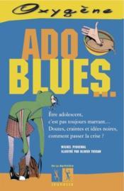 Ado Blues - Couverture - Format classique