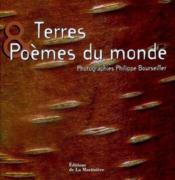 Terres et poèmes du monde - Couverture - Format classique