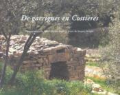 De Garrigues En Costieres - Couverture - Format classique