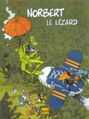 Norbert le lezard - Couverture - Format classique