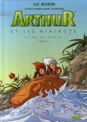 Arthur et les minimoys t.2 - Intérieur - Format classique