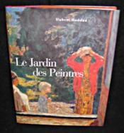 Le Jardin Des Peintres - Couverture - Format classique