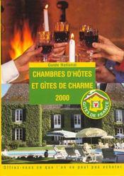 Chambres D'Hotes Et Gites De Charme 2000 - Intérieur - Format classique