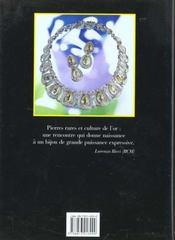 Joailliers du xxie siecle - 4ème de couverture - Format classique