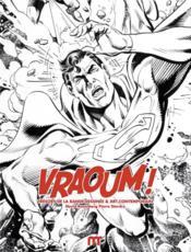 Vraoum ! trésors de la bande dessinée et art contemporain - Couverture - Format classique
