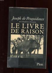 Le Livre De Raison - Couverture - Format classique