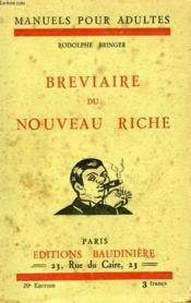 Breviaire Du Nouveau Riche - Couverture - Format classique