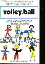 Volley-Ball - Couverture - Format classique