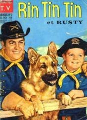 Rin Tin Tin Et Rusty - N°2 - La Difficile Loyaute - Couverture - Format classique