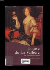 Louise de La Vallière - Couverture - Format classique