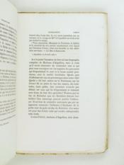 Voyage du Duc de Richelieu de Bordeaux à Bayonne 1759. Récit en vers et en prose par C. de Rulhière. Société des Bibliophiles de Guyenne. Mélanges. Tome III - 1er fascicule. [ Edition originale ] - Couverture - Format classique