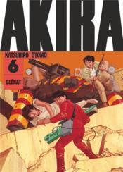 Akira T.6 - Couverture - Format classique