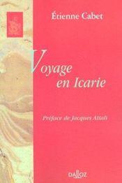 Voyage en Icarie - Intérieur - Format classique