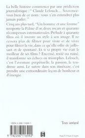 Itineraire D'Un Enfant Tres Gate - 4ème de couverture - Format classique