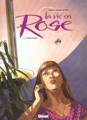 La Vie En Rose T.1; Frelons - Intérieur - Format classique