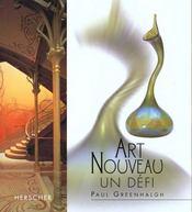 Art nouveau, un defi - Intérieur - Format classique