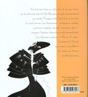 Art nouveau, un defi - 4ème de couverture - Format classique