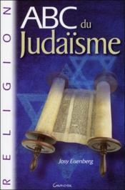 ABC du judaïsme - Couverture - Format classique