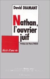 Nathan,L'Ouvrier Juif - Couverture - Format classique