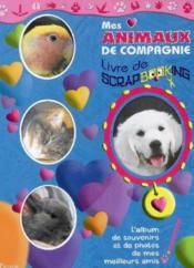 Scrapbooking/Animaux De Compagnie - Couverture - Format classique