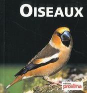 Oiseaux - Intérieur - Format classique