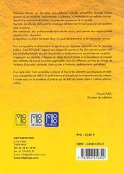 Enfance Maltraitee (L') - 4ème de couverture - Format classique
