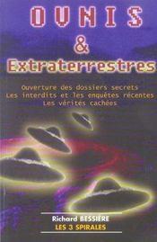 Ovnis et extraterrestres - Intérieur - Format classique