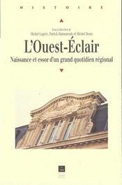 Ouest eclair - Intérieur - Format classique