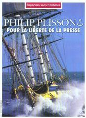 Philip Plisson Pour La Liberte De La Presse - Intérieur - Format classique