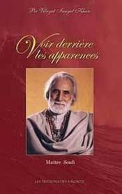 Voir Derriere Les Apparences - Couverture - Format classique