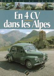 En 4cv dans les alpes - Couverture - Format classique